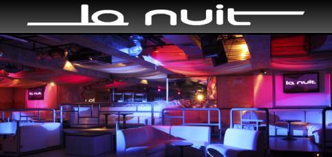La Nuit Discoteca di Roma