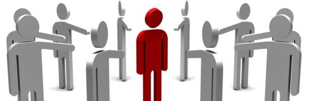Mobbing: nei posti di lavoro, negli ambienti sportivi, in famiglia