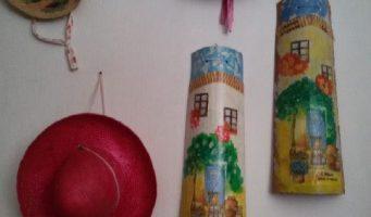 Decoupage su coccio: come riutilizzare dei vecchi vasi