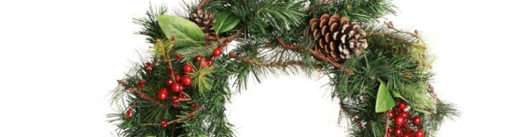 Ghirlande natalizie: come realizzarle