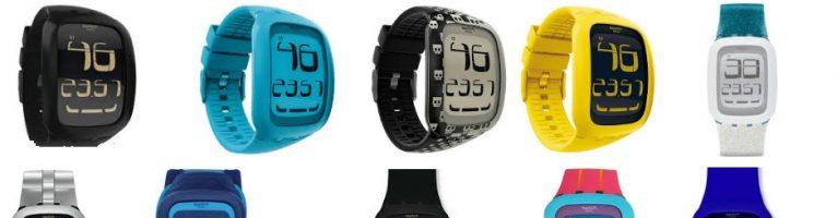 """Swatch: i nuovi Touch """"un orologio da regalare"""""""