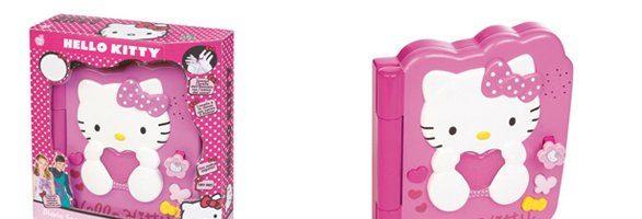 Hello Kitty: diario segreto elettronico