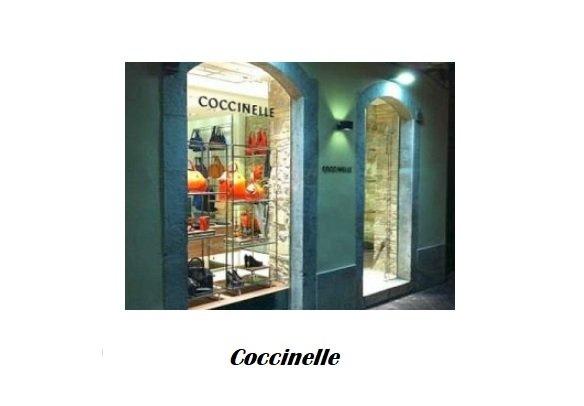 Coccinelle inaugura un nuovo negozio a Taormina