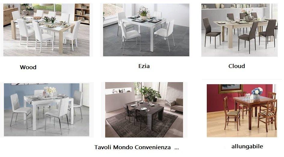 Mondo Convenienza Tavolo Con Panca A Elle Per Cucina  2021