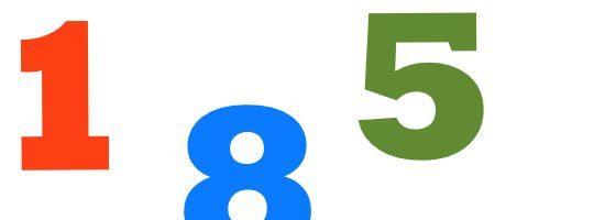 Numeri significati esoterici: interpretazione dall'11 al 22