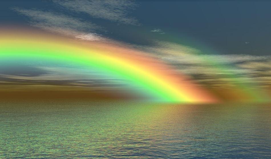 Sognare un'arcobaleno: significato simboli e numerologia