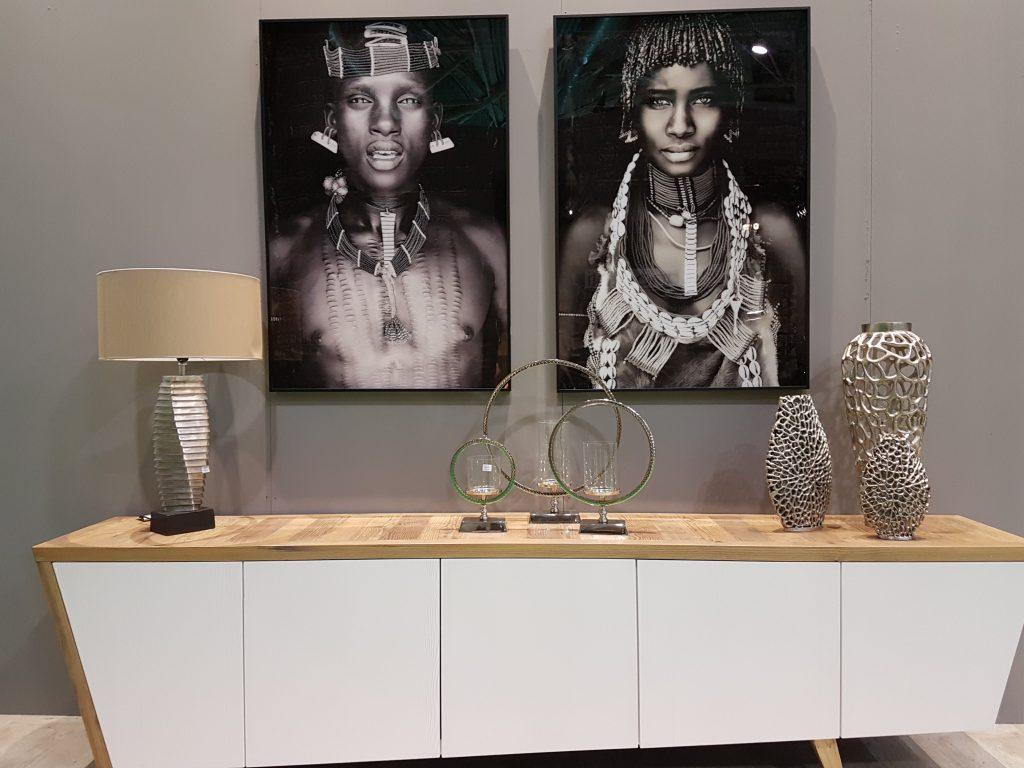 Moda tribale e tendenze  arredamento etniche