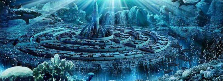 Atlantide: la leggendaria civiltà sommersa