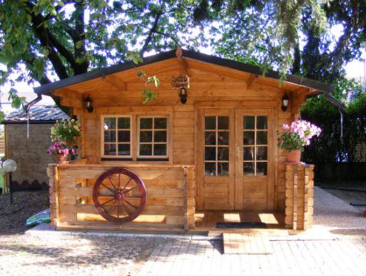 Casette in legno per mille usi come sceglierle notizie for Casette in legno abitabili arredate