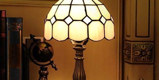 Lampadari E Plafoniere Tiffany : Lampadario modello tiffany plafoniera retrò in stile da
