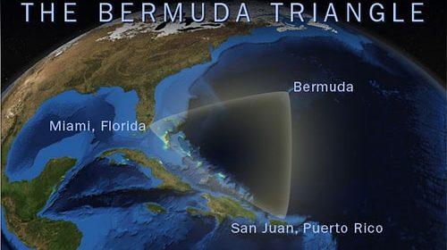 Triangolo delle Bermuda e la piramide sommersa