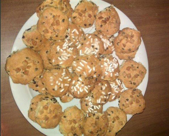 Biscotti al cioccolato senza latte ne derivati