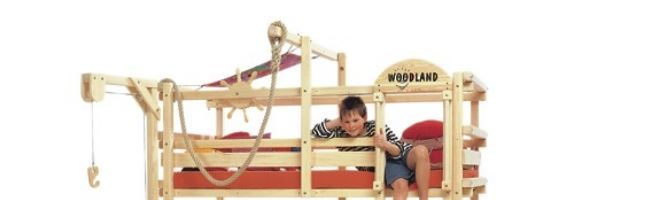 Camerette per bambini: multifunzionali, ideate per il gioco