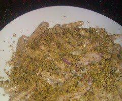 Pasta con pistacchi e panna: un primo sensazionale
