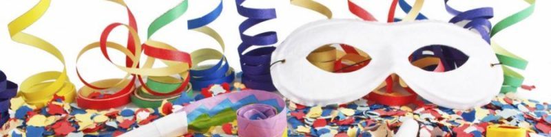 Organizzare una festa a tema: Carnevale e non solo