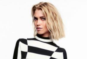 """H&M – il bianco e il nero degli abiti della collezione """"Mix grafico"""""""