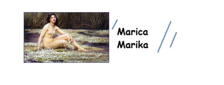 Marica: significato – onomastico e numerologia del nome