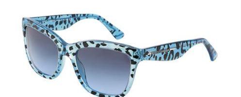 Occhiali da sole animalier: Dolce&Gabbana estate