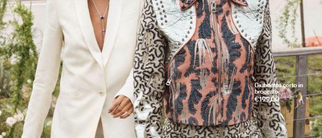 H&M moda tante proposte ed un look di primavera estate