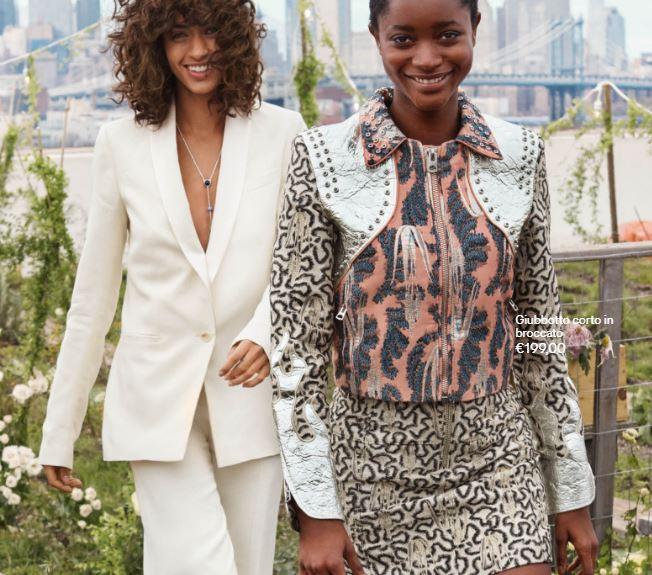 H&M moda tante proposte ed un look di primavera