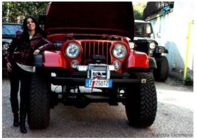 Jeep Cherokee e modifiche: auto firmata Luca Lopez
