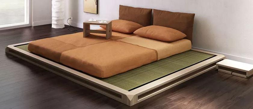 Arredamenti e mobili giapponesi: letti - armadi - pareti