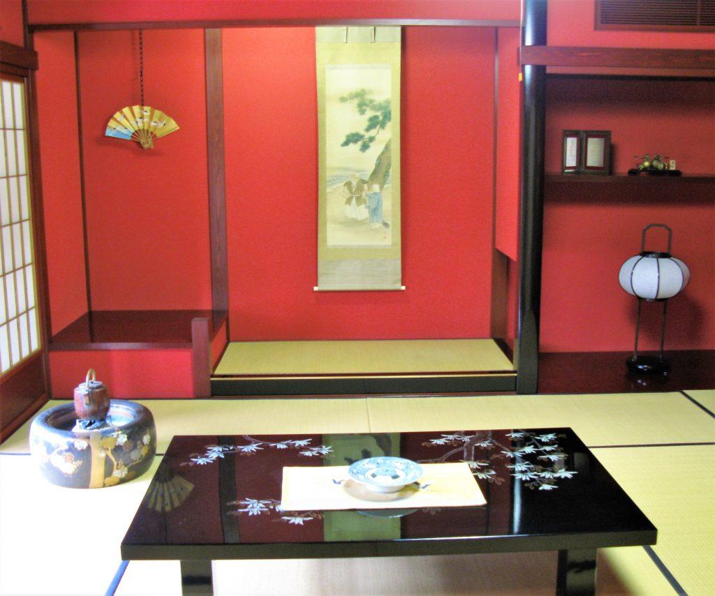 arredamento giapponese