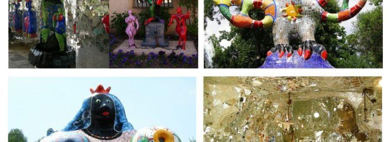 Il Giardino Dei Tarocchi di Niki Saint Phalle