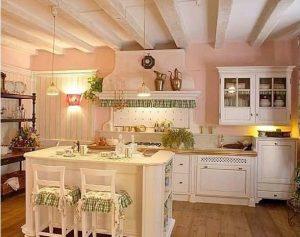 cucina provenzale shabby