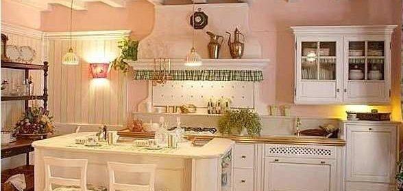 La cucina in stile provenzale