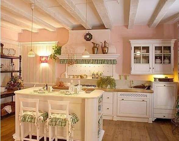 La cucina in stile provenzale - Notizie In Vetrina