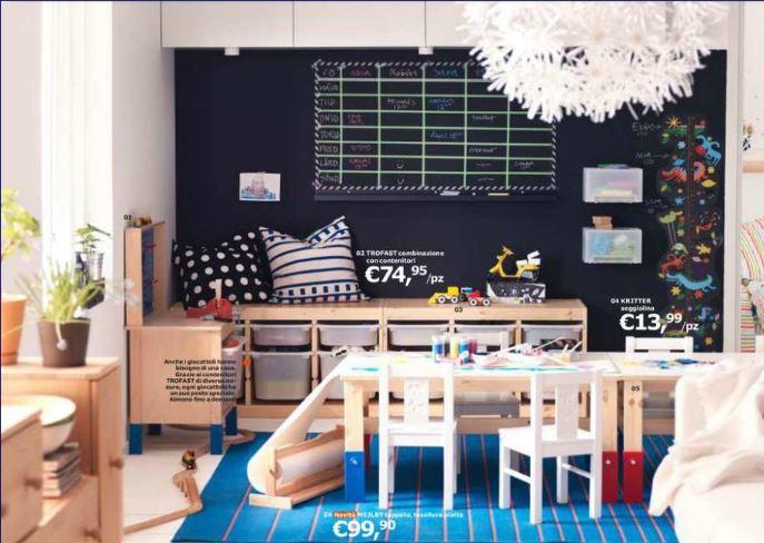 Ikea camerette