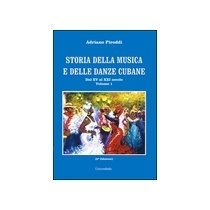 Libro folclore cubano: Storia della musica e delle danze cubane
