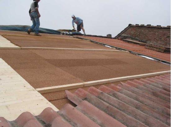 """Isolare un tetto: """"termotetto"""" l'isolamento termo-acustico"""