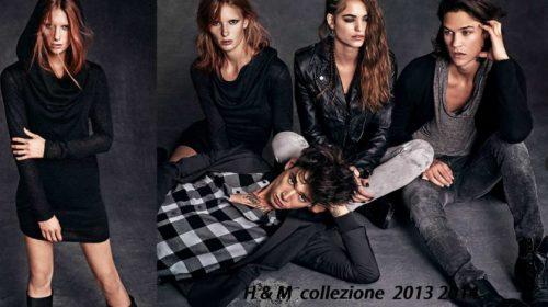 H & M collezioni autunno inverno