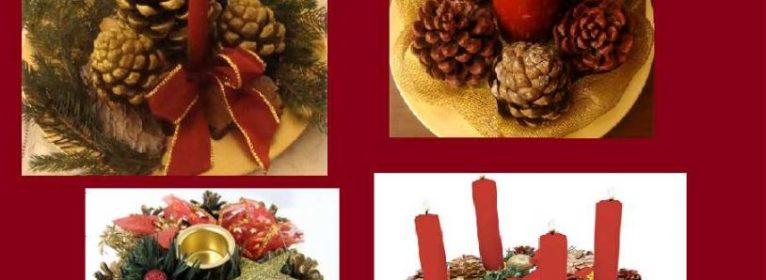 Natale come dipingere le pigne: regali, decorazioni e ninnoli
