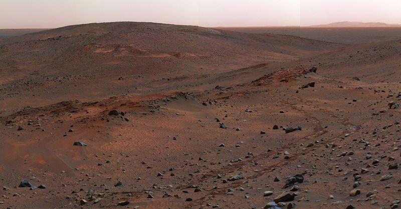 Marte: secondo la Nasa nel cratere Gale indizi di vita