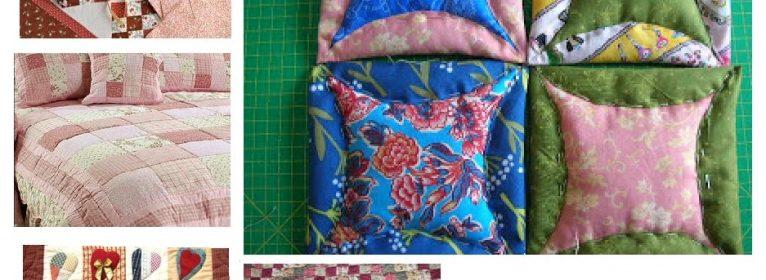 Come fare una coperta in patchwork tutorial (cuscini, presine)