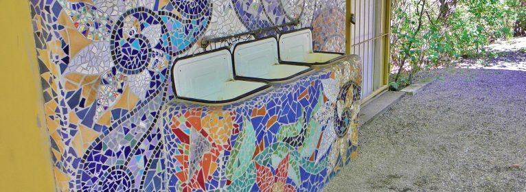Bagni e tessere in mosaico come scegliere ed arredare