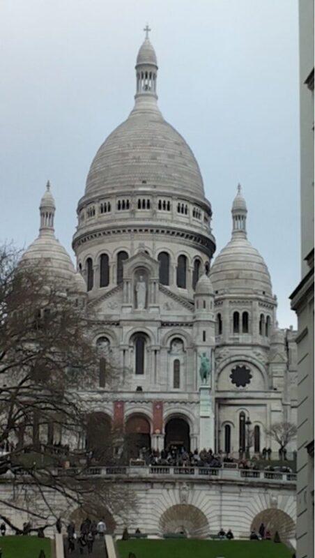 Parigi: Montmartre e la Basilica del Sacré Coeur