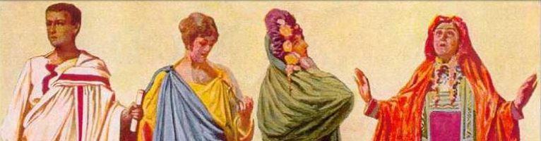 Abbigliamento nell'antica Roma: come si vestivano i romani