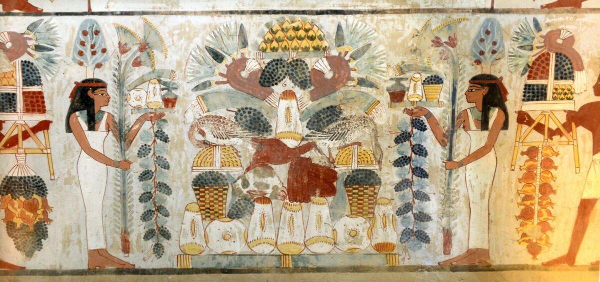 Abbigliamento nell antico Egitto  come si vestivano gli Egizi - Notizie In  Vetrina 1b224f32f07