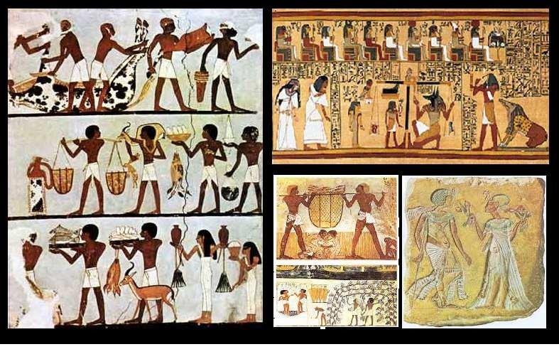 Abbigliamento nell'antico Egitto: come si vestivano gli Egizi