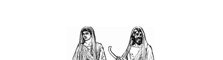 Il mantello usato dagli antichi romani: nome, forma, stoffa