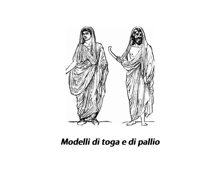 Abbigliamento nell antica Roma  come si vestivano i romani - Notizie ... 46a146daabd
