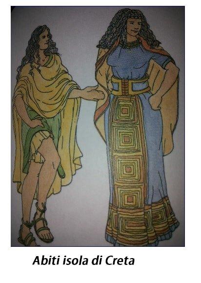 Grecia CretaCome Abbigliamento Si Nell'antica E WIYHDE29