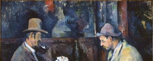 Cèzanne dall'impressionismo al cubismo: l'artista