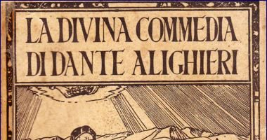 Accadde oggi 7 Aprile l'inizio della Divina Commedia
