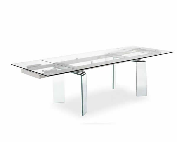 Tavolo a libro ikea cool tavolo allungabile bjursta ikea bianco usato genova with tavolo a - Tavoli in cristallo calligaris ...