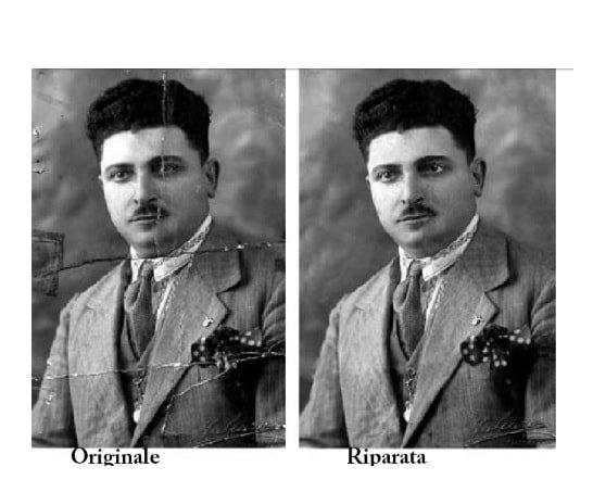Come restaurare foto